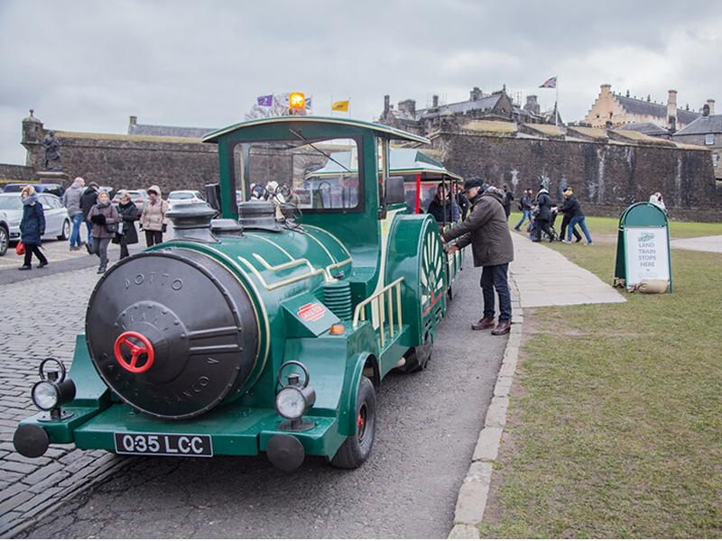 Names Shortlisted for Stirling Land Train Competition