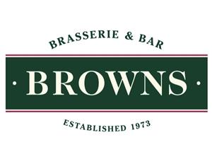 Browns Brasserie & Bar Edinburgh