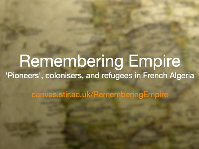 Remembering Empire
