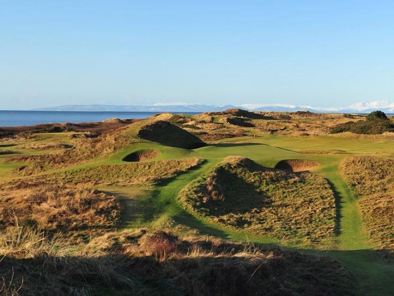 Royal Troon Golf Day
