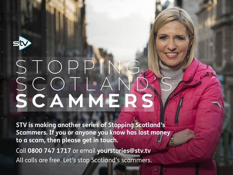 STV would like to hear from people who have been scammed