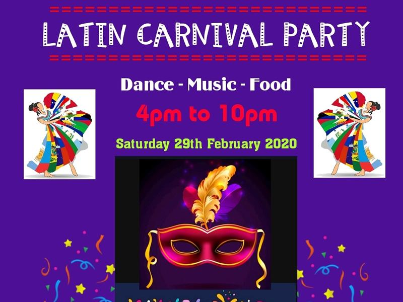 Latin Carnival Party