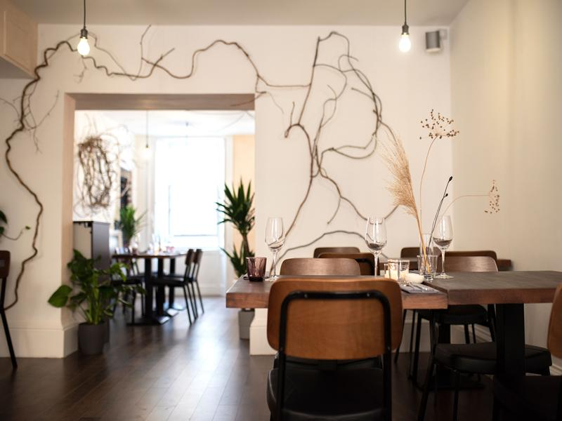 Noto on Thistle Street reopens with a new menu