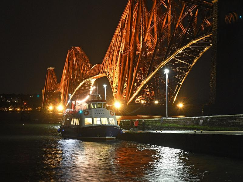 Maid of the Forth: Fireworks Cruise