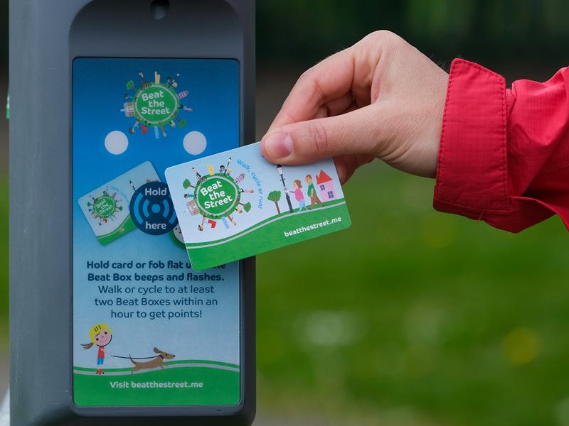 Beat the Street physical activity game is coming to Cambuslang and Rutherglen!