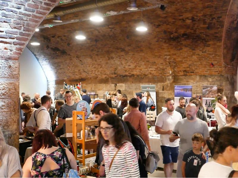 Super Market Returns this Sunday at Argyle St Arches