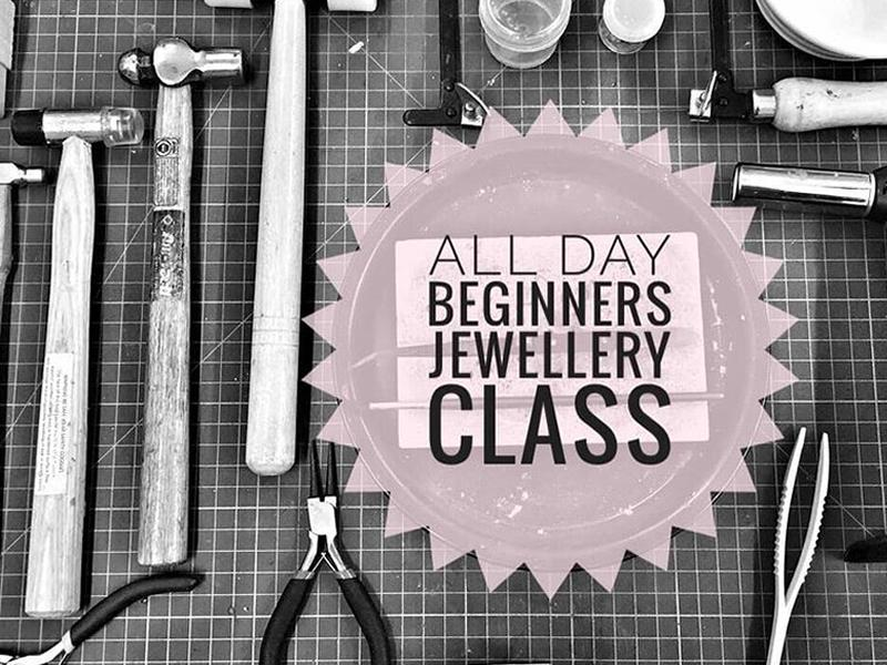 All Day Intensive Jewellery Class for Beginners
