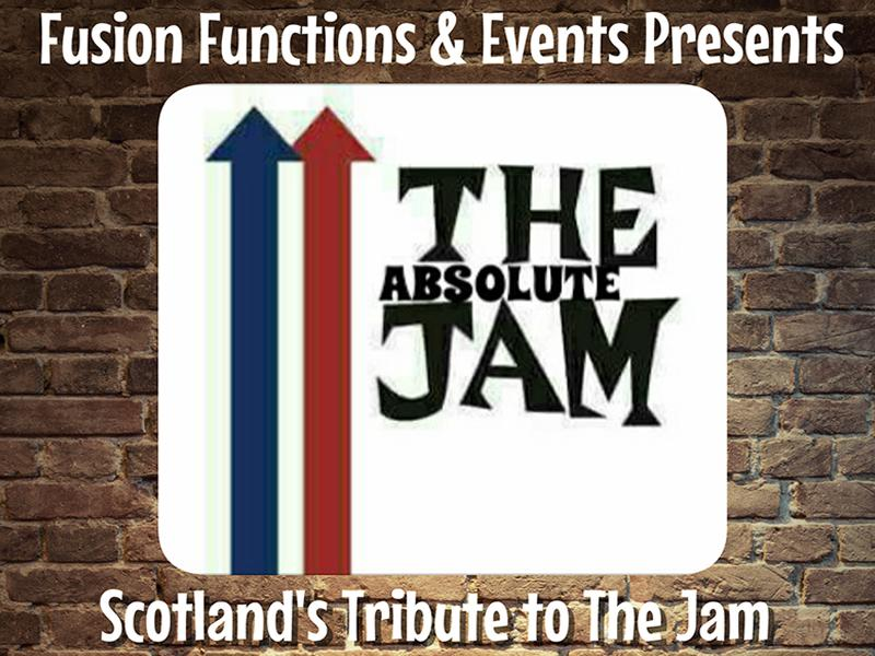 The Absolute Jam - Scotland's Tribute to The Jam