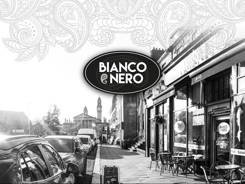 Bianco e Nero Coffee Shop