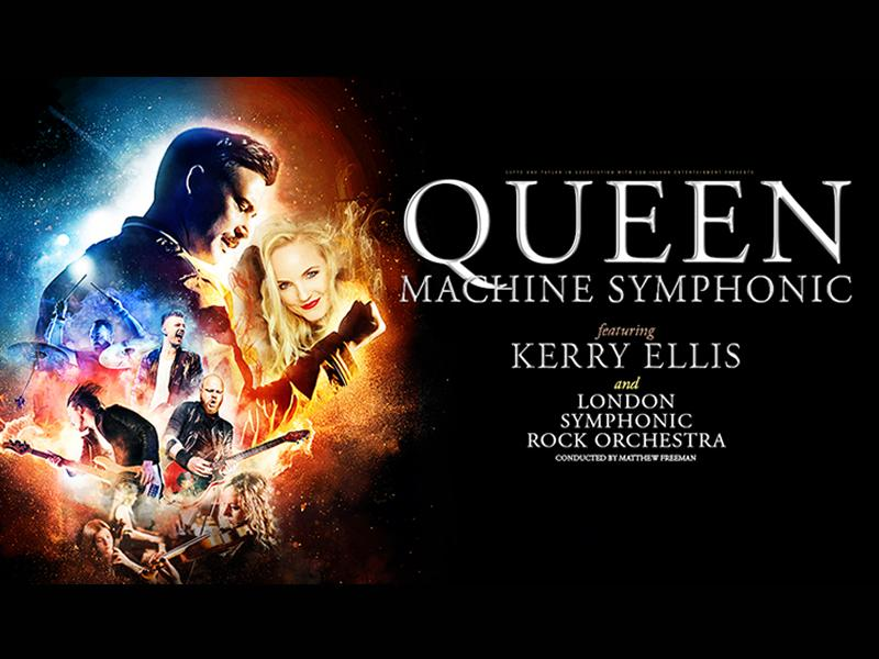 Queen Machine Symphonic feat Kerry Ellis