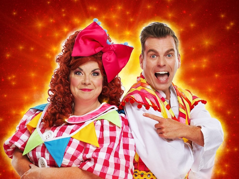 Your panto wishes have been granted!