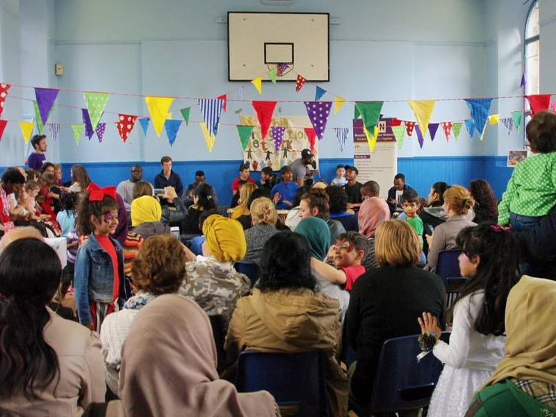 Family Celebration for Refugee Festival Scotland 2019