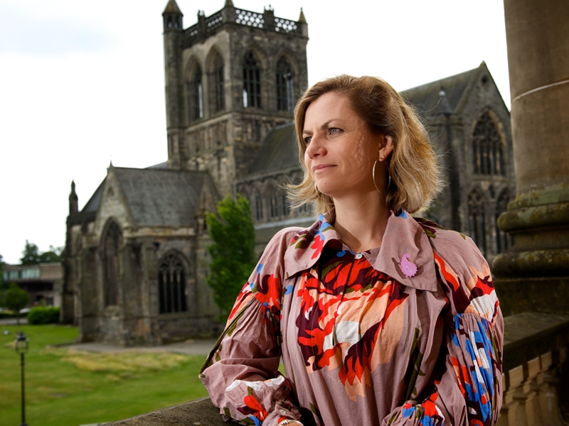 Government Culture Strategy head Leonie to lead Paisley transformation
