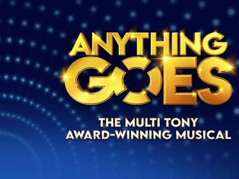 Anything Goes - CANCELLED