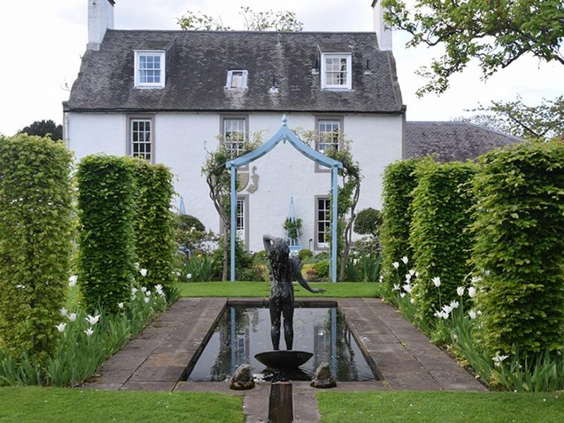 Scotland's Gardens Scheme Open Garden: Shepherd House