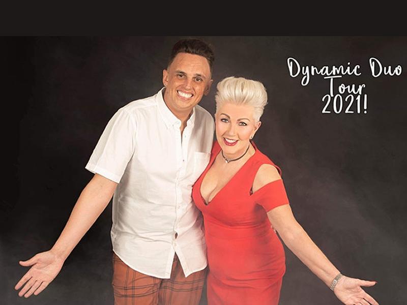 Dynamic Duo Angel Anne & Robert Lee