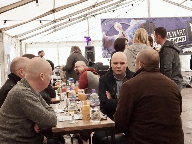 Stewart Brewing Oktobeer Mini-Fest
