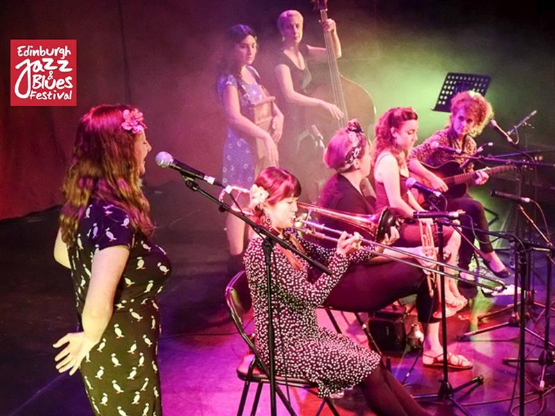 Edinburgh Jazz and Blues Festival: A Night in New Orleans