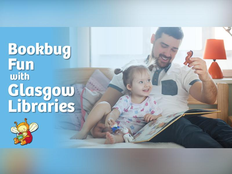 Bookbug Fun Online With Glasgow Libraries