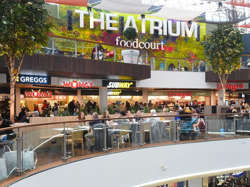 St. Enoch to welcome two new stores