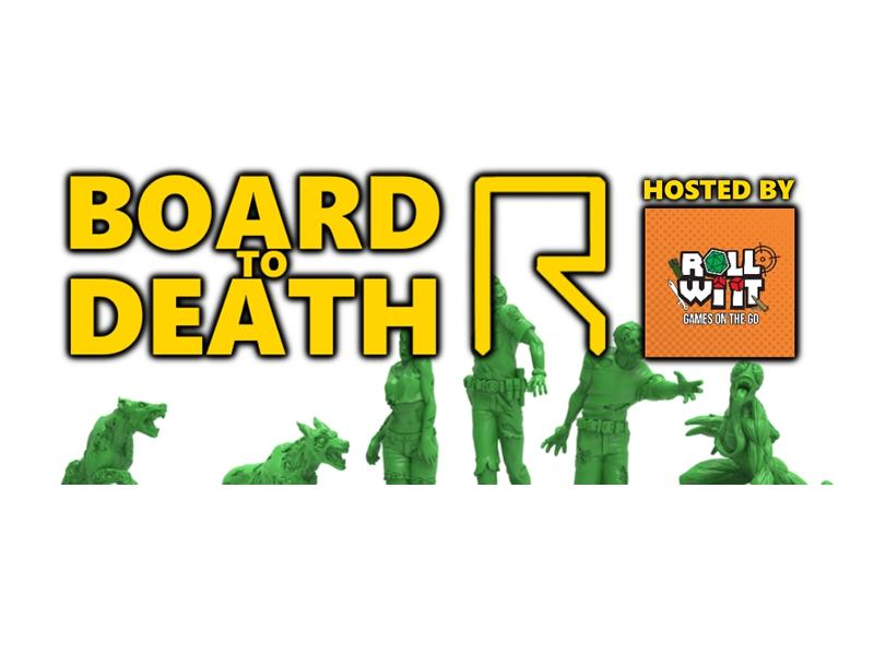 Roll Wi' It Meets R-CADE: Board To Death