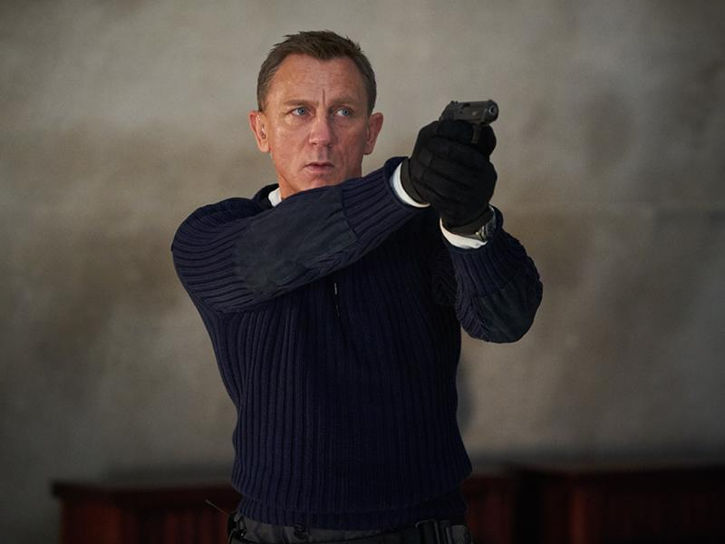 James Bond will screen from midnight at Vue Edinburgh Ocean and Omni on 30th September
