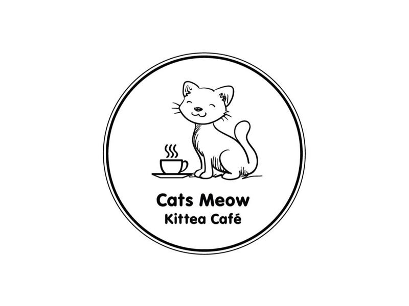 Cats Meow Kittea Cafe