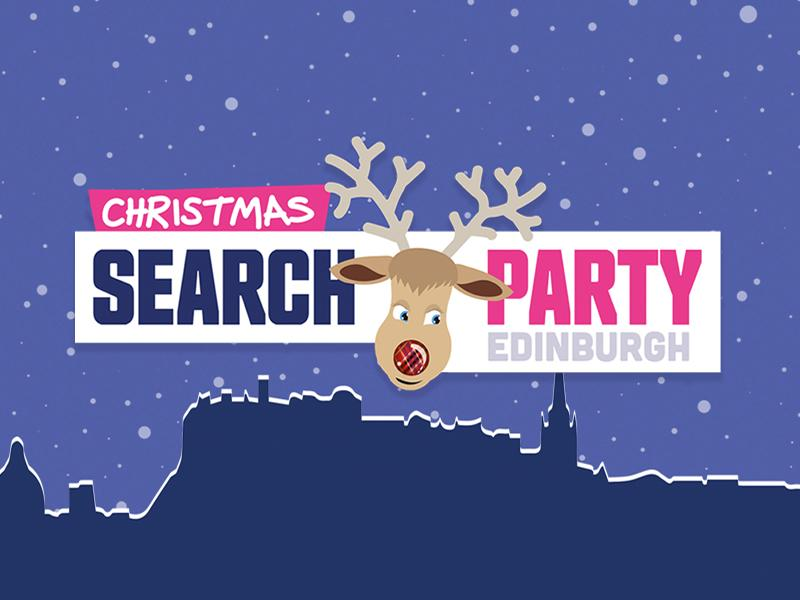 Christmas Search Party