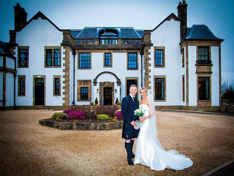 Gleddoch Wedding Open Day