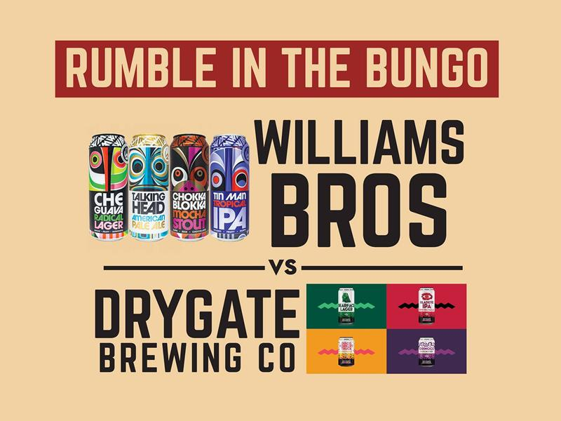 Rumble In The Bungo