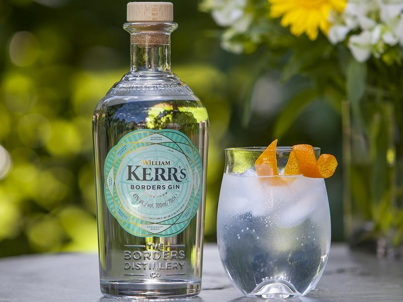 Free in-store tasting of William Kerr's Gin - CANCELLED