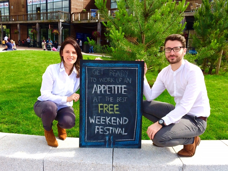 Foodie weekend is back and bursting with flavour