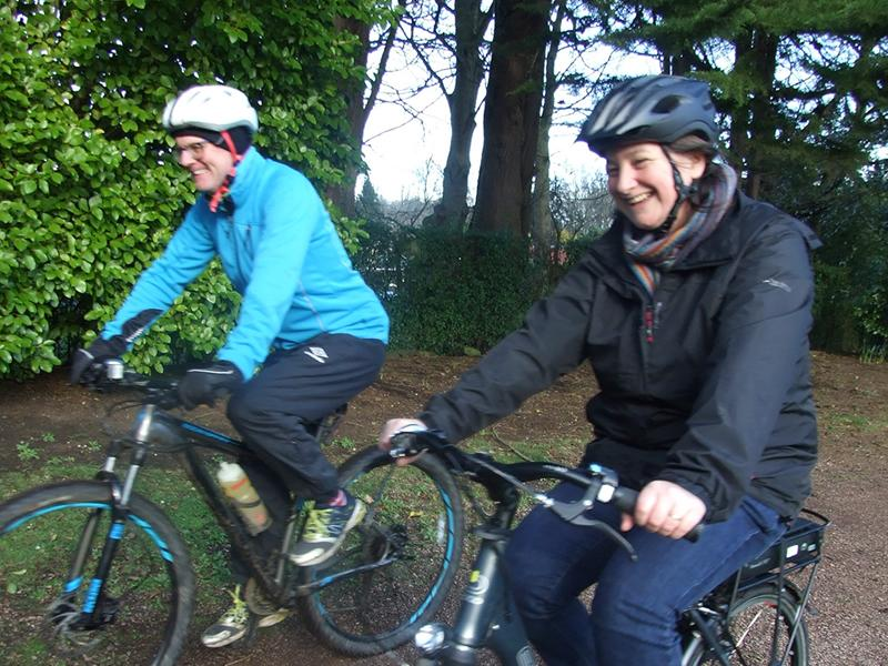 Better Living through Pedalling