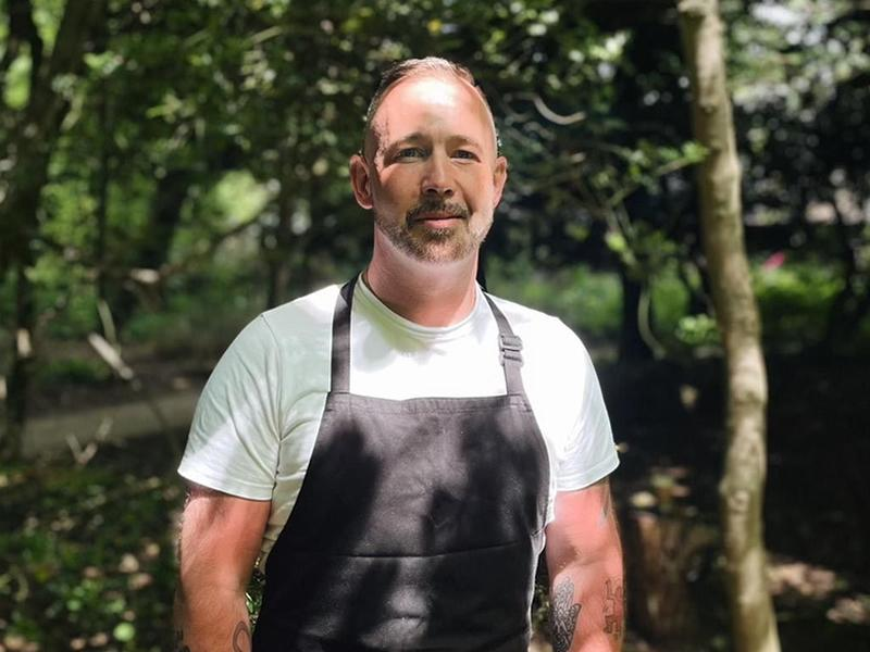 Scotland Events Chef of the Year goes wild at Edinburgh sculpture park