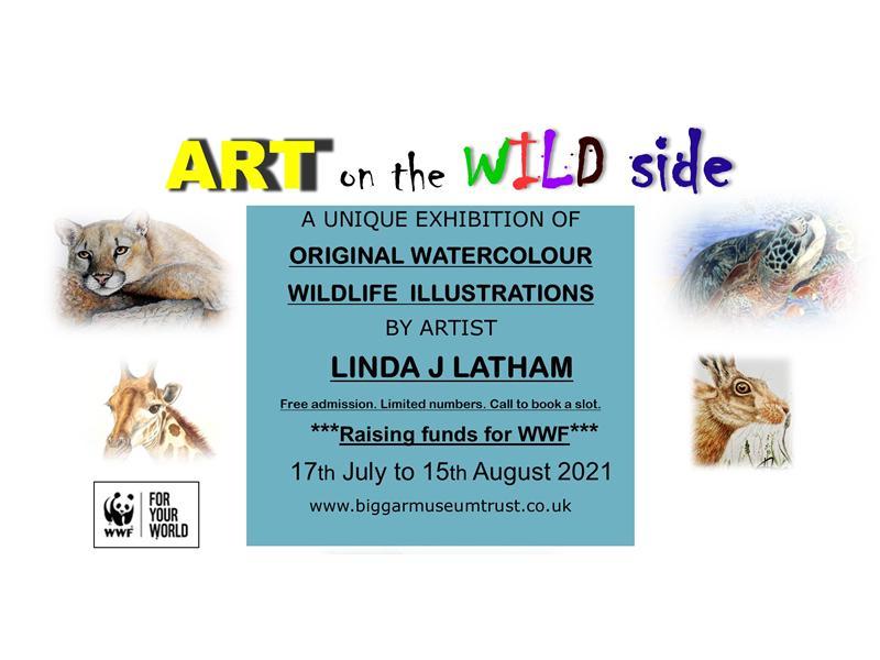 Art On The Wild Side