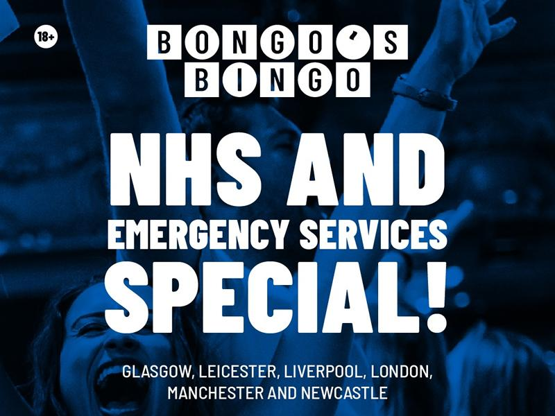 Free shows announced for NHS staff and emergency workers