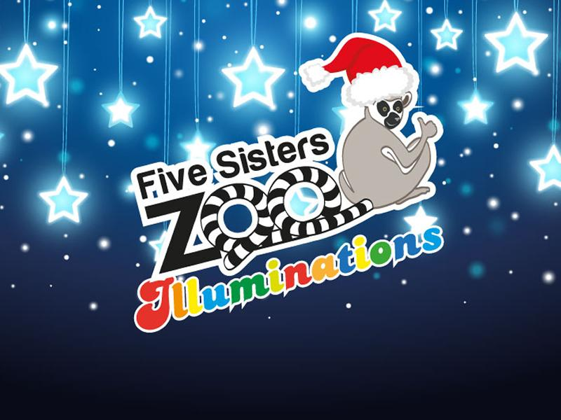 Five Sisters Zoo Illuminations