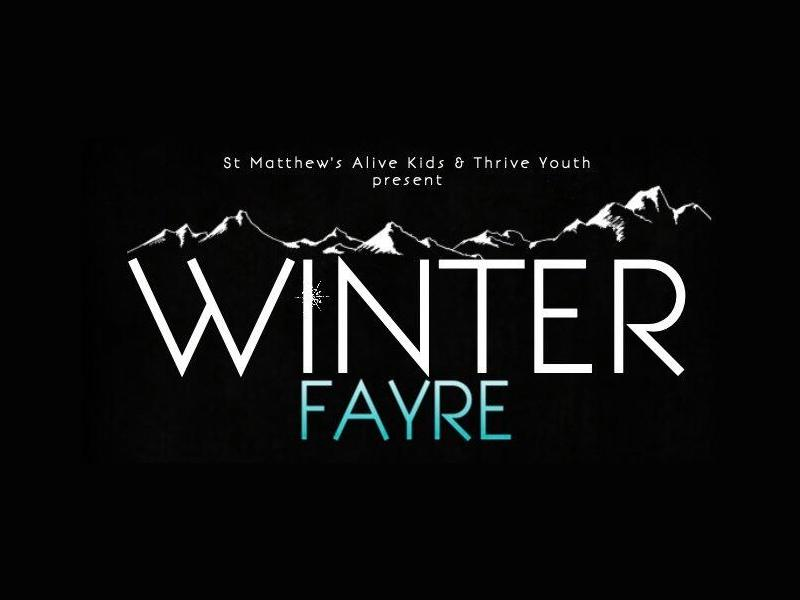 St Matthew's Christmas Winter Fayre