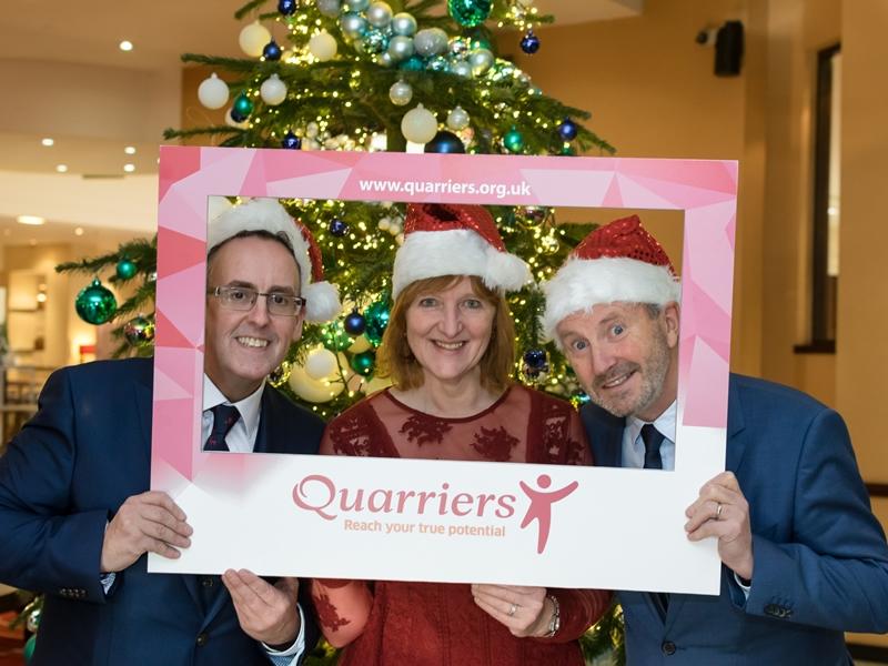 Quarriers gets set for the Festive Season