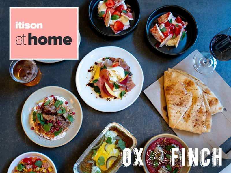 Bib Gourmand Ox and Finch revealed as new itison at Home restaurant