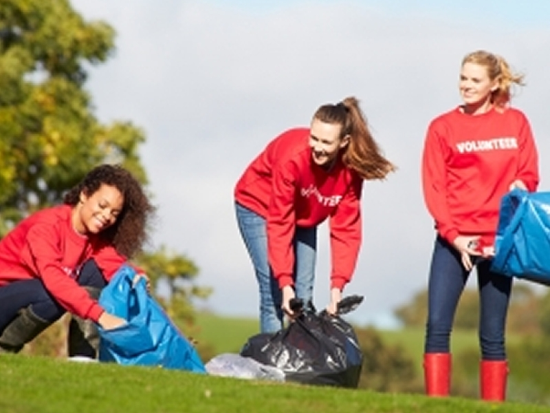 Erskine Clean Up Events
