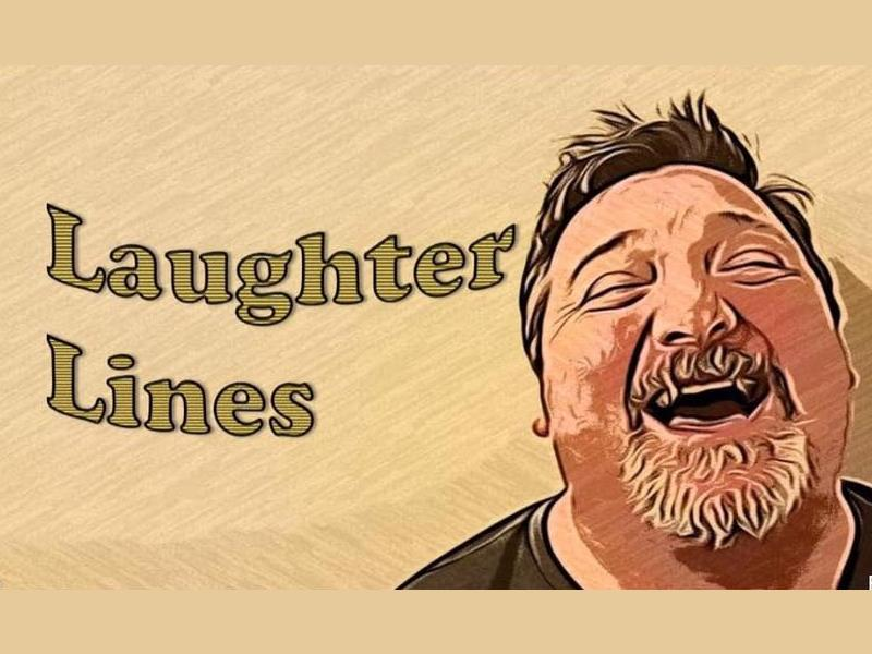 Ronnie Black: Laughter Lines