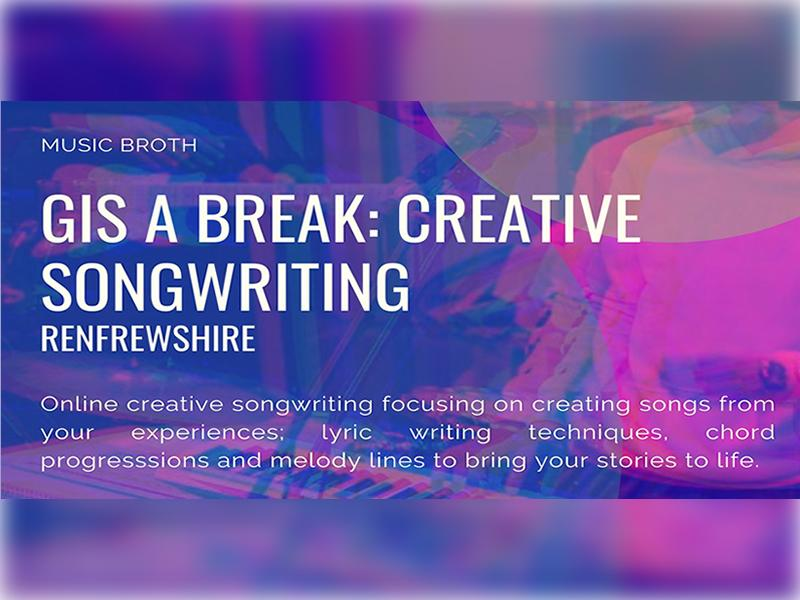 Music Broth Gis A Break Midterm Songwriting Workshop