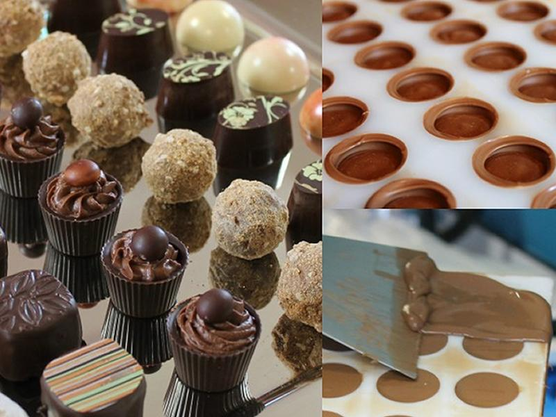 The Art of Chocolate Making with Master Chocolatier