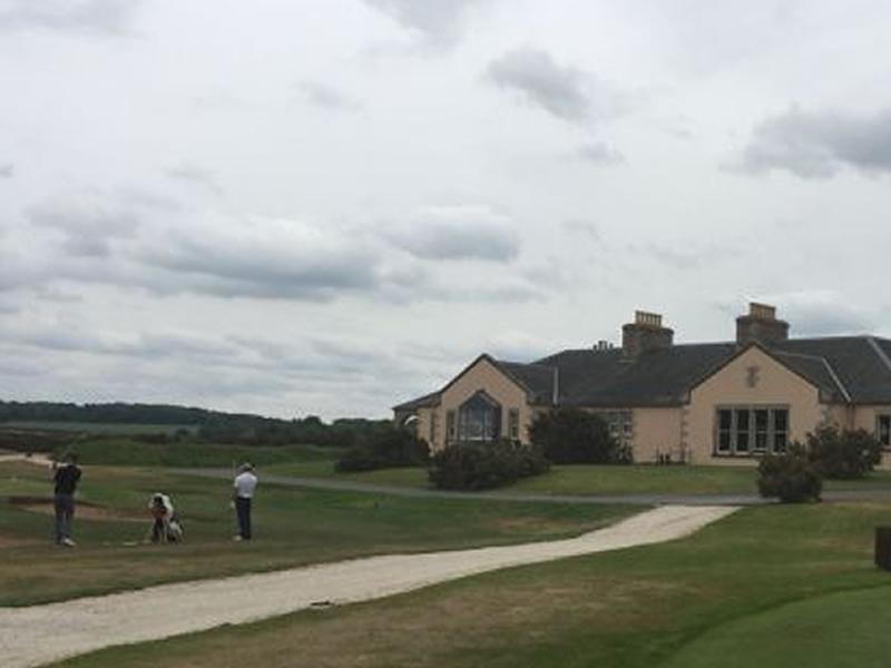 Archerfield DEBRA Golf Day