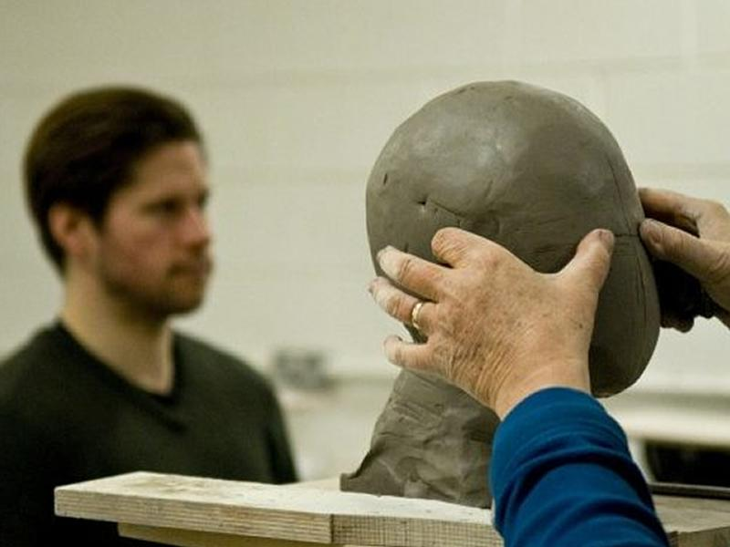 Weekend Course - Clay Portraiture with Duncan Robertson