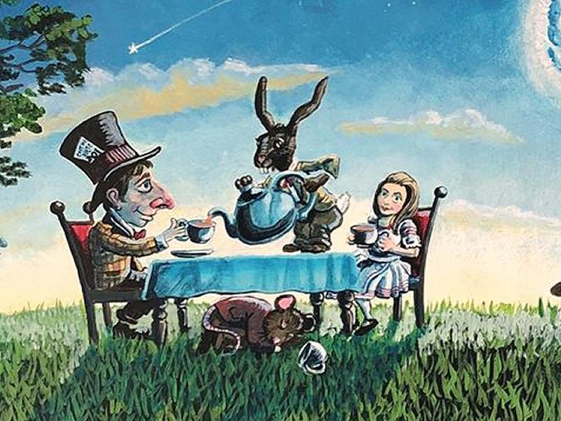 Alice's Adventures in Wonderland   Chapterhouse Theatre at Edinburgh Zoo