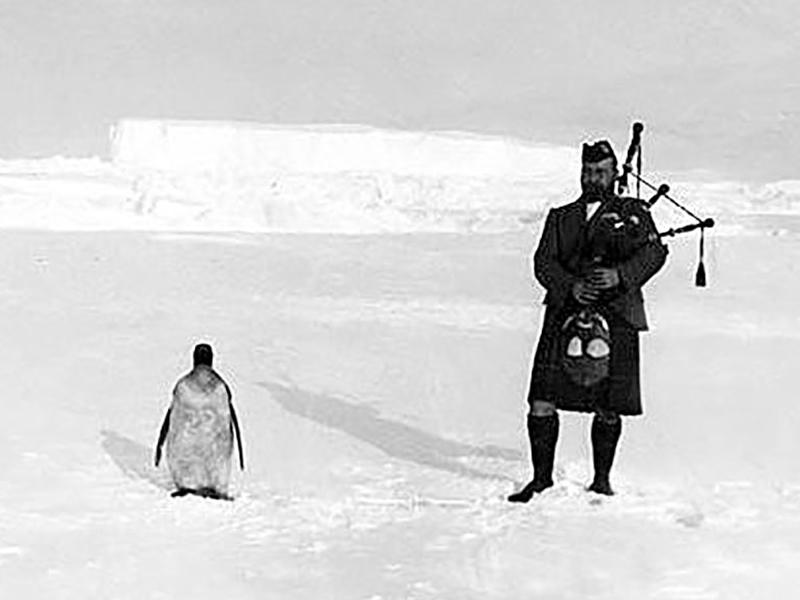 The 1902 Great Scottish Antarctic Expedition