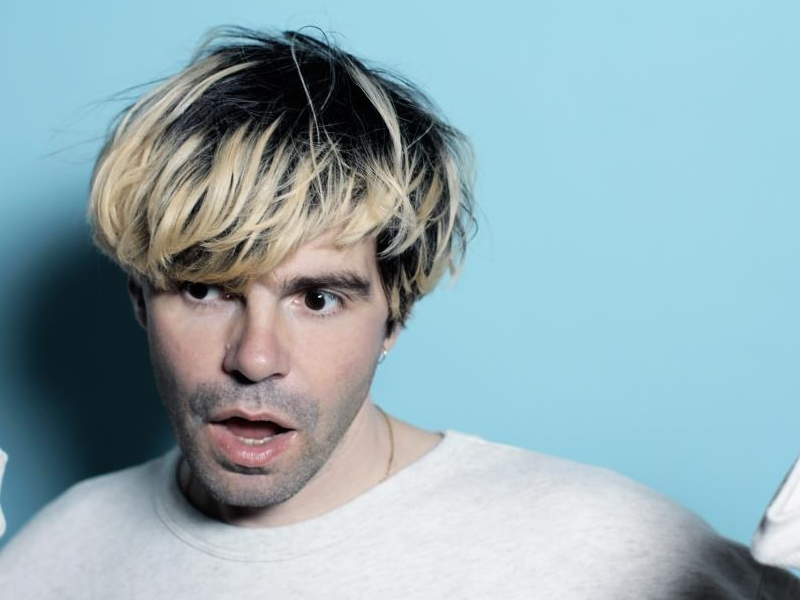 Tim Burgess will visit Scotland in June to DJ and to read from Tim Book Two