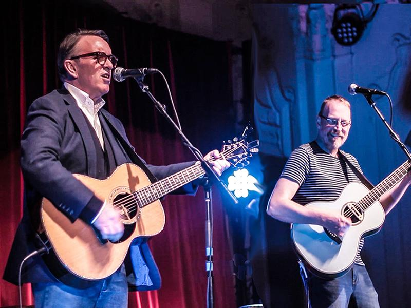 Some Fantastic Place: Chris Difford Autobiography Tour with Boo Hewerdine